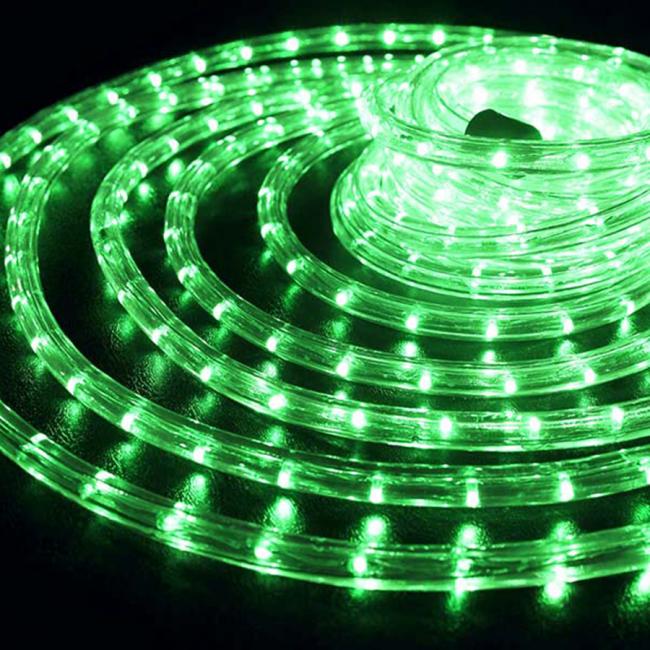 Strip Light-50mtr-220V-450W-Green