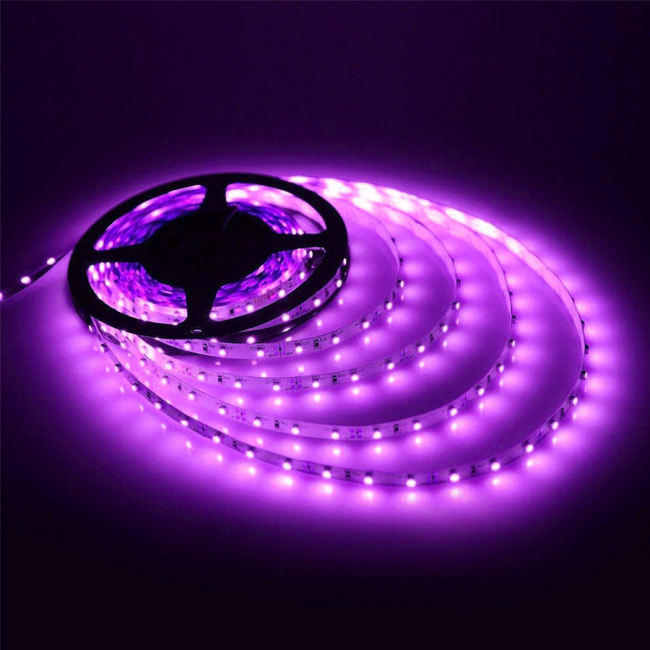 Strip Light-5mtr-12V-45W-Violet
