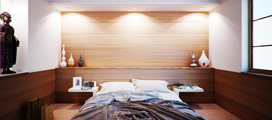 Nordusk LED Bedroom Light