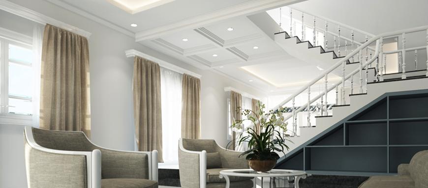 Nordusk LED Living Room Light