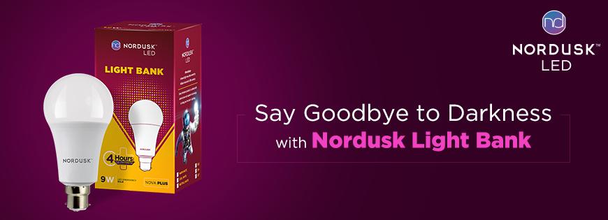 Nordusk Light Bank